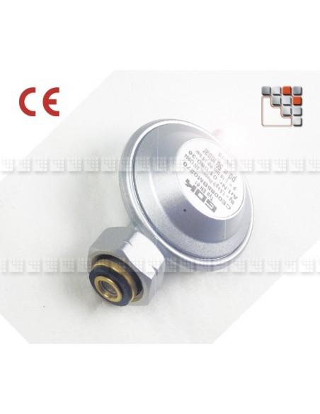 Detendeur Gaz 50mbars 1.5 kg/h Suisse C06-25007 GARCIMA La Ideal - Accessoires Accessoires Gaz