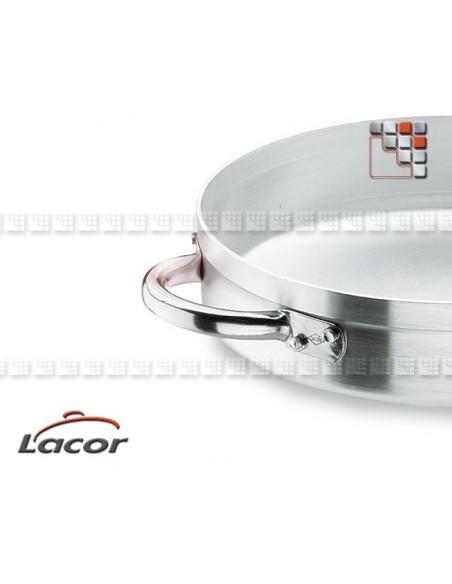 Plat Profond D60 Aluminium Lacor
