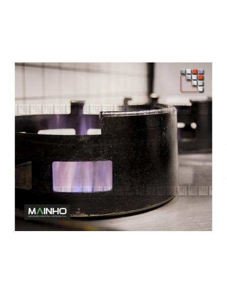 Wok ECO Mainho M04-WECO MAINHO® Fryers Wok Steam-Oven