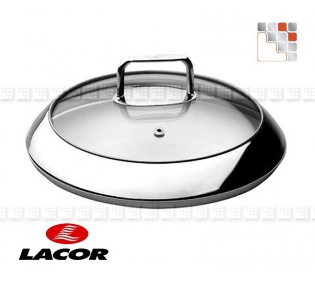 Cloche Vision Special Plancha LACOR L10-93932 Lacor® Ustensiles Special Cuisine Plancha