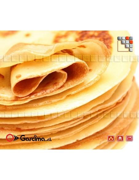 Crepiere D28 Anti-Adhesive Garcima G05-20052 GARCIMA® LaIdeal Poeles, Sartenes, Cazuelas y Tapas Garcima