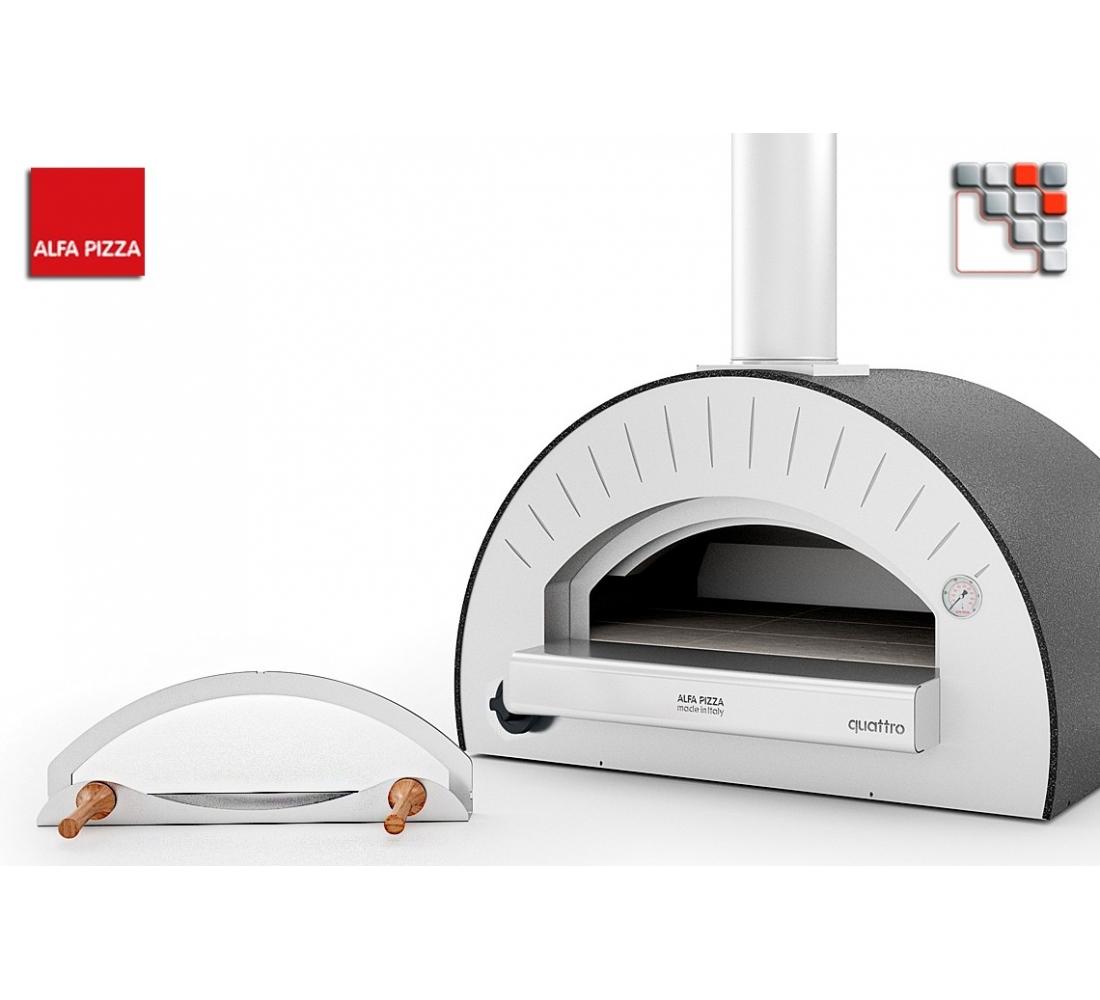 four quattro pro top gaz alfa pizza. Black Bedroom Furniture Sets. Home Design Ideas