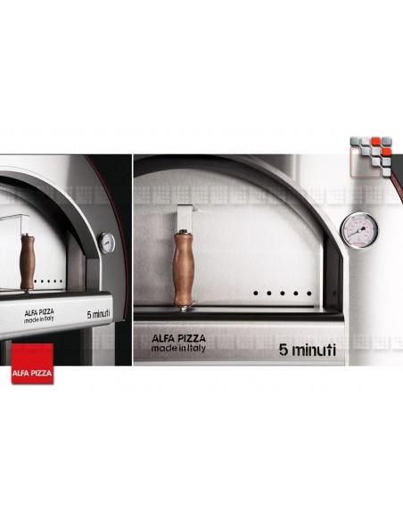 Four 5 Minuti Bois Alfa Forni A32-FX5MIN ALFA FORNI® Fours mobiles ALFA FORNI