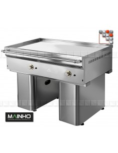 Teppanyaki FC-120/7 TY UniCrom Mainho FC-120/7TY MAINHO® Fry-Tops MAINHO EURO-CROM Snack