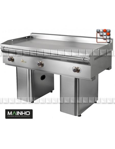 Fry-Top FCE-150/7 UniCrom Mainho FCE-150/7 MAINHO® Fry-Tops MAINHO EURO-CROM Snack
