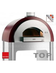 Four Quick Pro bois 7 Alfa Pizza 402FORQUICK ALFA PIZZA® Fours mobiles ALFA PIZZA