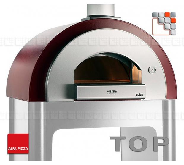 pizza pro wood alfa pizza oven
