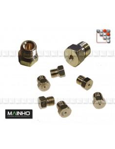 Gicleur Plancha Gaz M36-GCL MAINHO SAV - Accessoires Pièces détachées Gaz MAINHO