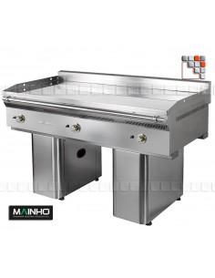 Fry-Top FC-150/7 UniCrom MAINHO M04-FC150/7 MAINHO® Fry-Tops MAINHO EURO-CROM Snack