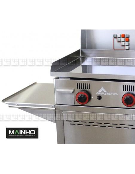 Tablette de plancha serie eco mainho for Tablette special cuisine