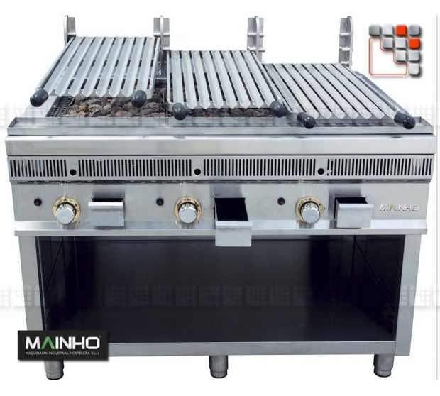 Parrillas PSI-120 Royal-Grill Mainho PSI-120 MAINHO® Royal Nova Bras Grill Parillas