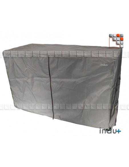 TomBoy Duo Teck Indu+ I24-130030005 INDU+® nv/sa Cuisine d'été INDU+
