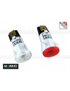 Voyant Témoin 230V MAINHO M36-12F63 MAINHO SAV - Accessoires Pièces détachées Electrique MAINHO