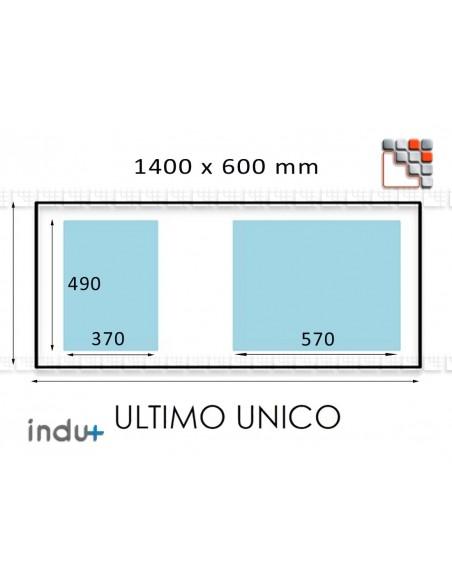 TomBoy Ultimo Unico Teck I24-130030008 INDU+® nv/sa Cuisine d'été INDU+