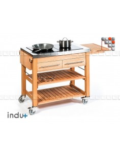 BeechBoy Duo T Trolley 304ID130010292 INDU+® nv/sa Cuisine d'été INDU+