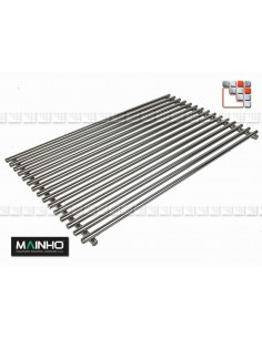 Grid Stainless steel for Arm Grill PBI MAINHO M36-GRL MAINHO SAV - Accessoires MAINHO Spares Parts Gas