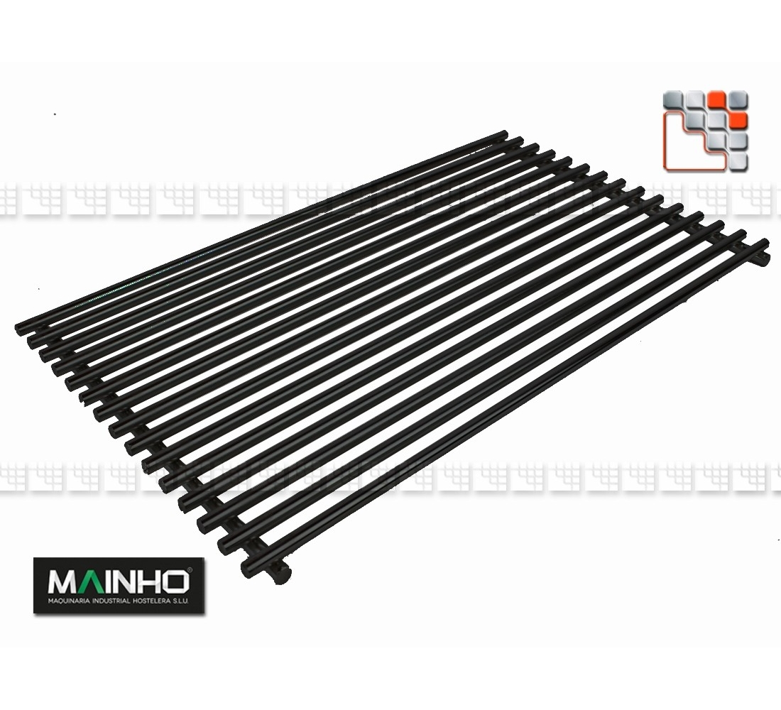 grille inox pour bras grill pbi pb mainho. Black Bedroom Furniture Sets. Home Design Ideas