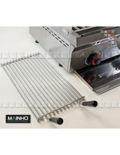 Grille Inox pour Vasca Grill MAINHO M36-RAIV MAINHO SAV - Accessoires Pièces détachées Gaz MAINHO
