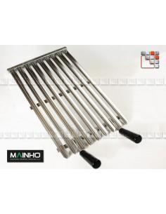 Grille Inox pour Vasca Grill MAINHO M36-RAIV MAINHO SAV - Accessoires Pièces détachées MAINHO
