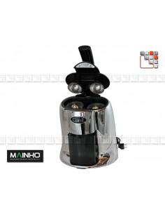 Presse Agrumes Pro ACID-2D double Rotor M04-ACID2 MAINHO® Snack-Bar Presse-Fruits Petits Matériels