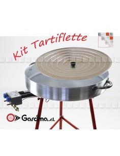 Garcima Tartiflette 60 Kit G05-K20660 GARCIMA® LaIdeal Kit dish Paella Garcima