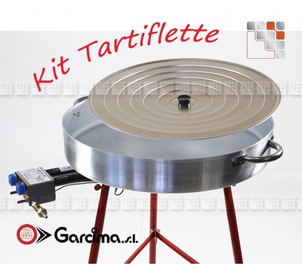 Kit Plat a Tartiflette 60 Garcima G05-K20660 GARCIMA® LaIdeal Kit Plat Paella Garcima