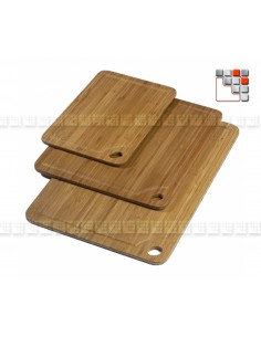 Cutting board Bamboo DM CREATION D19-17 DM CREATION® Kitchen Utensils