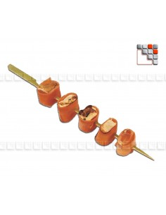 Pinchos Skewers Picador DM CREATION D19-82 dm CREATION® Table decoration
