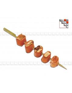 Piques Brochettes Picador DM CREATION 504AC00082 dm CREATION® Art de la table