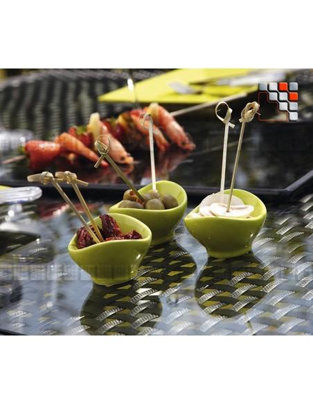 Spades tasting Peones Tapas DM CREATION D19-0015P DM CREATION® Table decoration