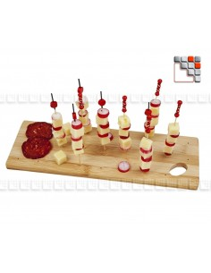 Board has Spikes and Skewers Cocktail