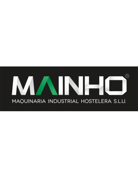 Meuble Inox Surbaisse L90 MAINHO M04-MFTP90 MAINHO® Fry-Top 50 FULLCROM EUROCROM EUROSNACK