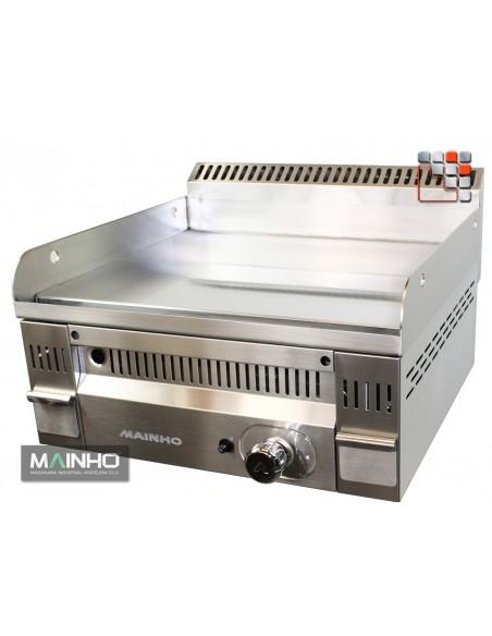 Fry-Top PL-60N Gas EuroSnack Mainho PL-60N MAINHO® FryTops MAINHO EURO-CROM SNACK
