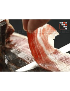 Ham Pata Negra Guijuelo Sliced 80 gr JATBHR00  The Greats of Spain
