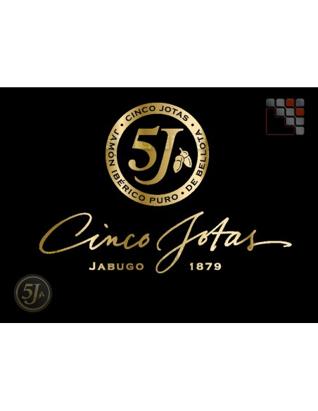 Pata Negra Ham Cinco Jotas Whole ZC1-JA5J48M CINCO JOTAS The Greats of Spain