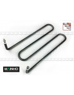 Resistance plancha mainho friteuse grill fry-top