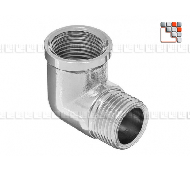 Gas Fitting & Elbow Supply M36-Z12 MAINHO® Gas accessories