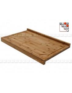 Planche à découper Bambou DMCREATION D19-244 DM CREATION® Ustensiles de Cuisine