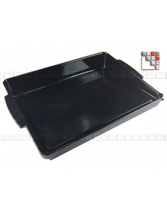 Plancha Fonte Emaillee Bbq A17-RBQ03E  Mobil Plancha to Fix
