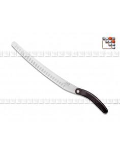 Couteau a Jambon Premium DEGLON D15-N5914930 DEGLON® Couteaux & Découpe