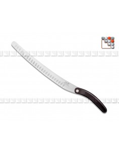 Couteau a Jambon 30 Silex Premium Deglon