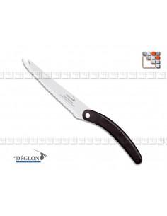 Knife Vegetable Cheese 13 Premium DEGLON D15-N5914113 DEGLON® cutting