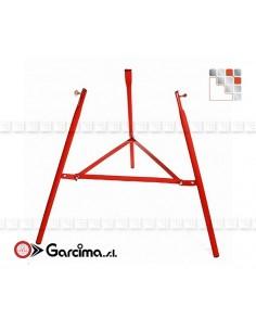 Trepieds Strengthens 75 Garcima G05-40007  Ustensils Paella Garcima