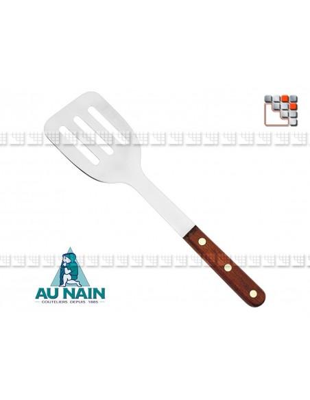 Pelle à friture palissandre 32 AU NAIN 501N1340101 AU NAIN® Coutellerie Ustensiles de Cuisine