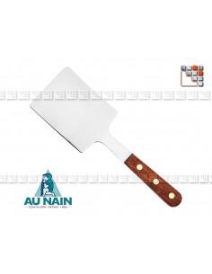 Pelle pleine Palissandre 25 AUNAIN A38-1340501 AU NAIN® Coutellerie Couverts de Service