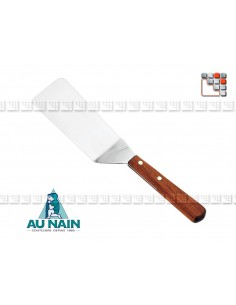 Shovel bent rosewood 15 of THE DWARF 501N1360101 AU NAIN® Coutellerie Kitchen Utensils