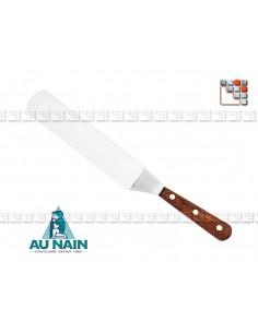 Server Slice Rosewood 23 AU NAIN A38-1360401 AU NAIN® Coutellerie Couverts de Service