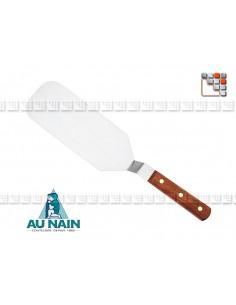 Pelle coudée palissandre 27 AU NAIN 501N1360501 AU NAIN® Coutellerie Ustensiles de Cuisine