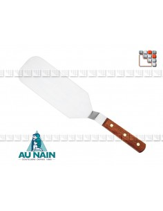 Shovel bent rosewood 27 of THE DWARF 501N1360501 AU NAIN® Coutellerie Kitchen Utensils
