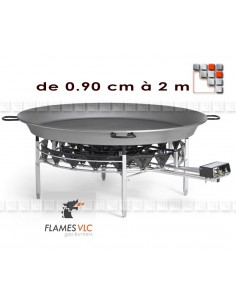 Burner for Industrial O-900 60Kw Flames VLC O-900 FlamesVLC® Burner Gas Flames VLC